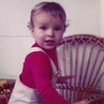 Dirk Schumacher als Kleinkind
