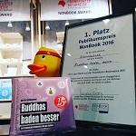 Publikumspreis Frankfurter Buchmesse 2016